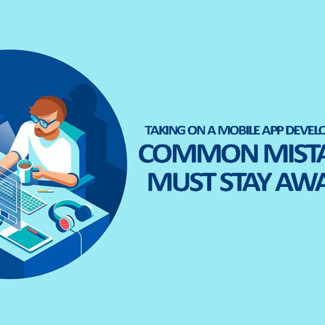 taking mobile app development company