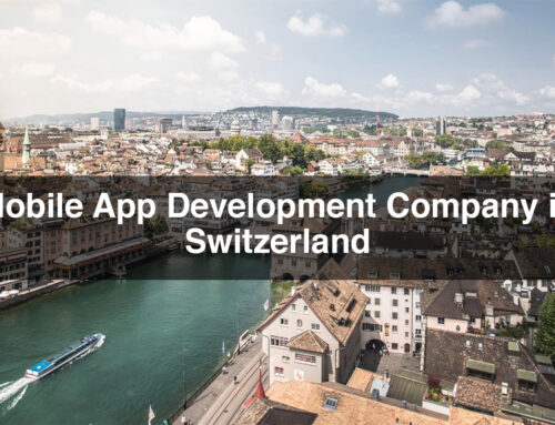 """SWISS B2B RATING"" Announced Sataware Technologies as #1 Mobile App Development Company in Switzerland"