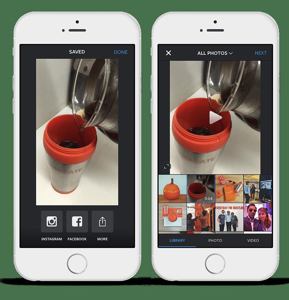 Video Editing App- Boomerang