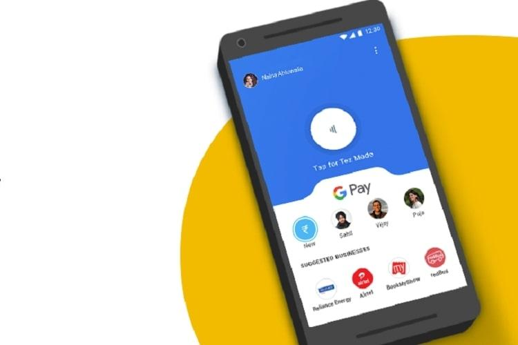 Mobile Wallet Apps - Google Pay
