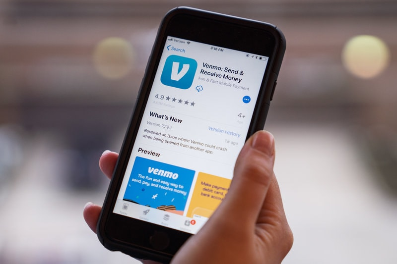 Venmo -Share Payment