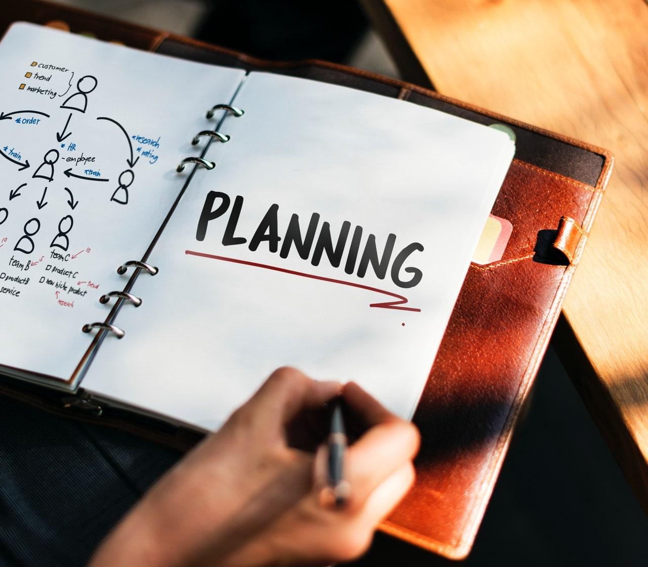 app concept planning
