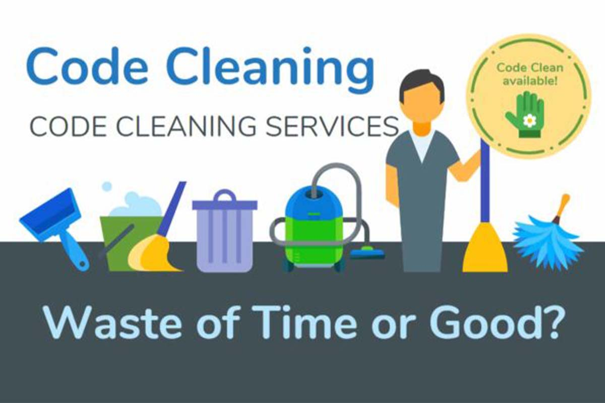 Code Cleaning - Waste of Time or Good?