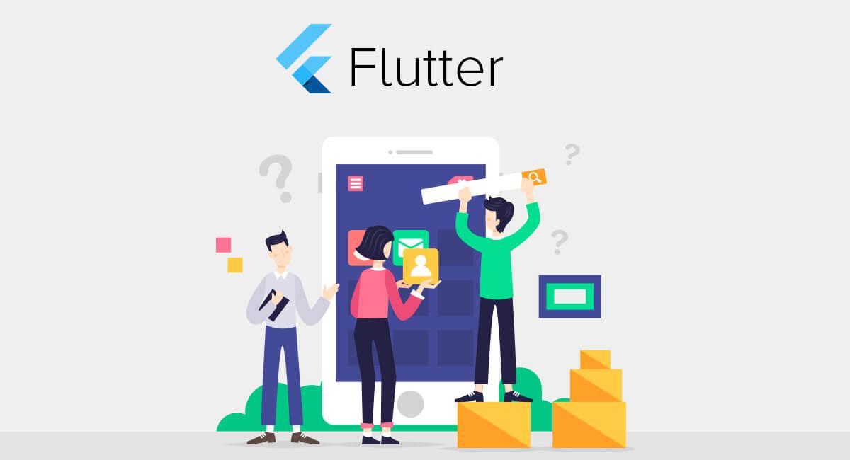 Mobile App Technologies -Flutter App Development