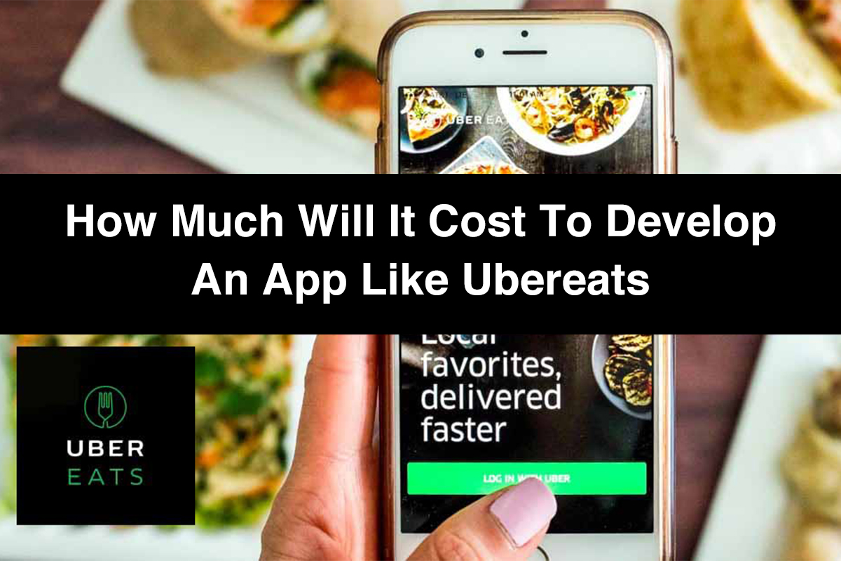 How Much Will It Cost to Develop an App Like Ubereats