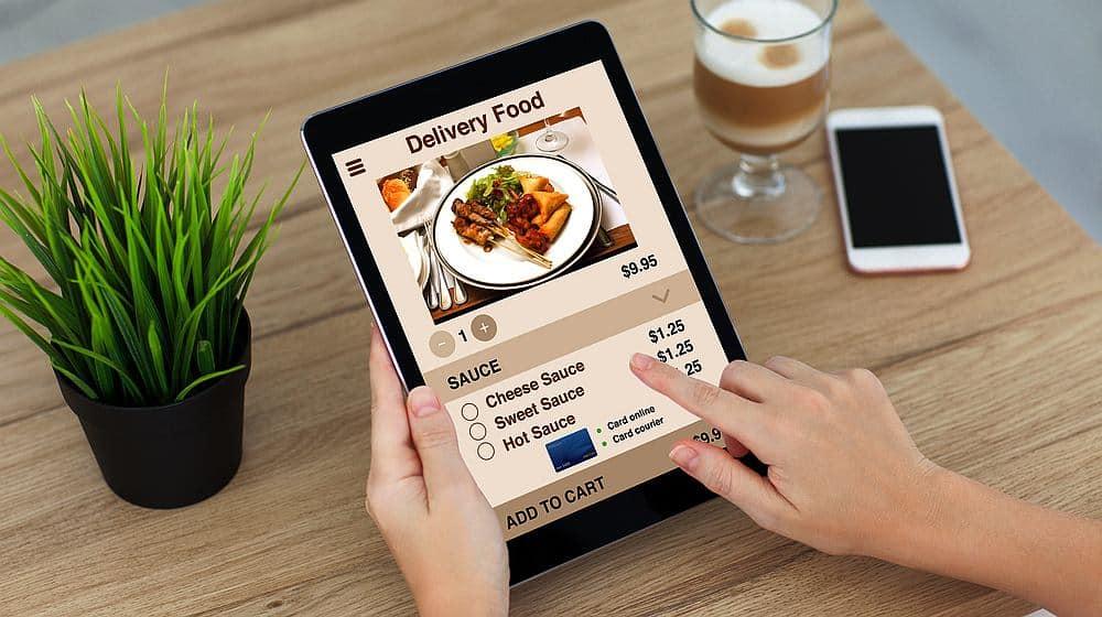 Mobile App Development- Food ordering app