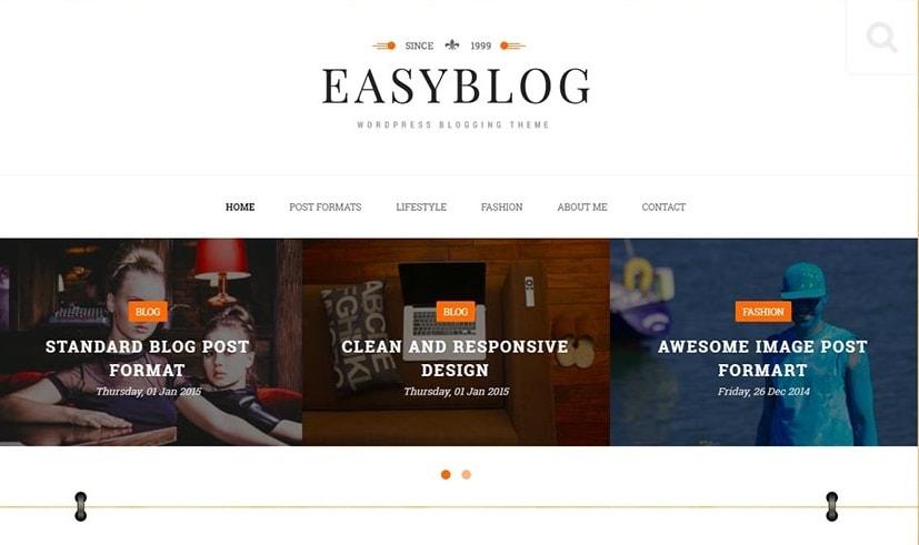 WordPress web development Templates