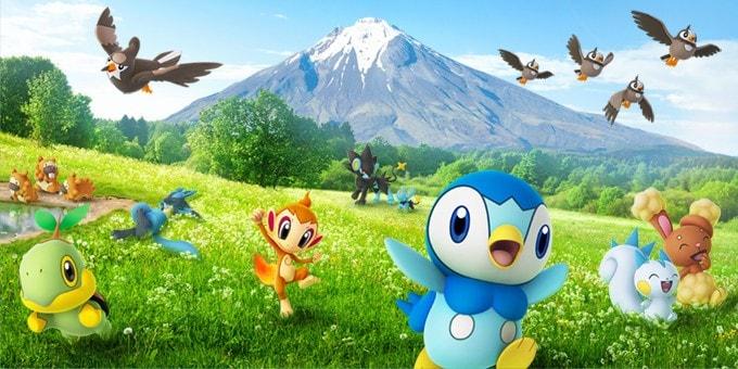 Adventure games - Pokemon Go