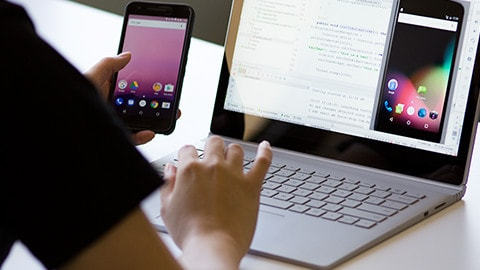 Android App Developer - Check creativity