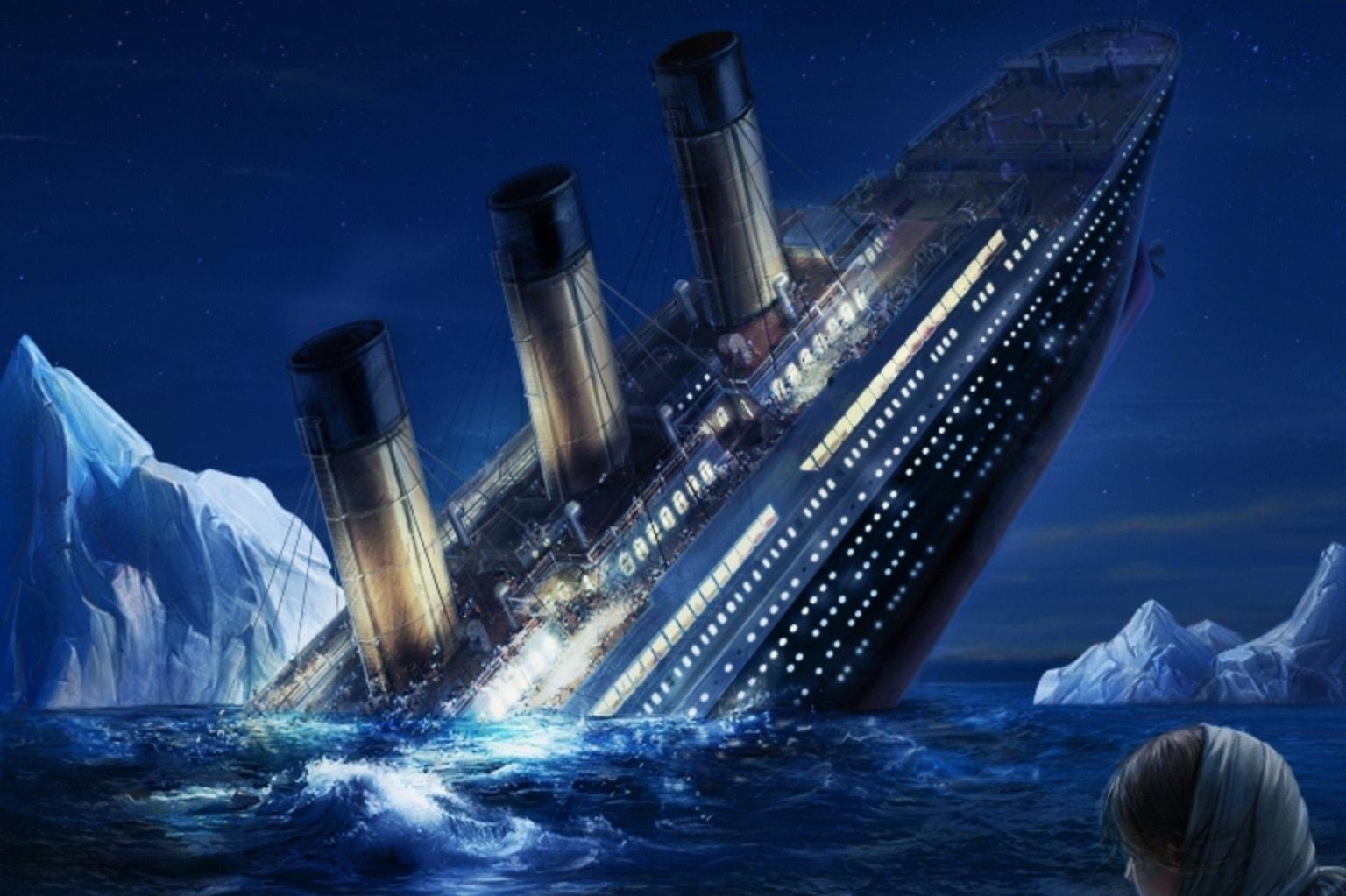 Android game - Escape the Titanic
