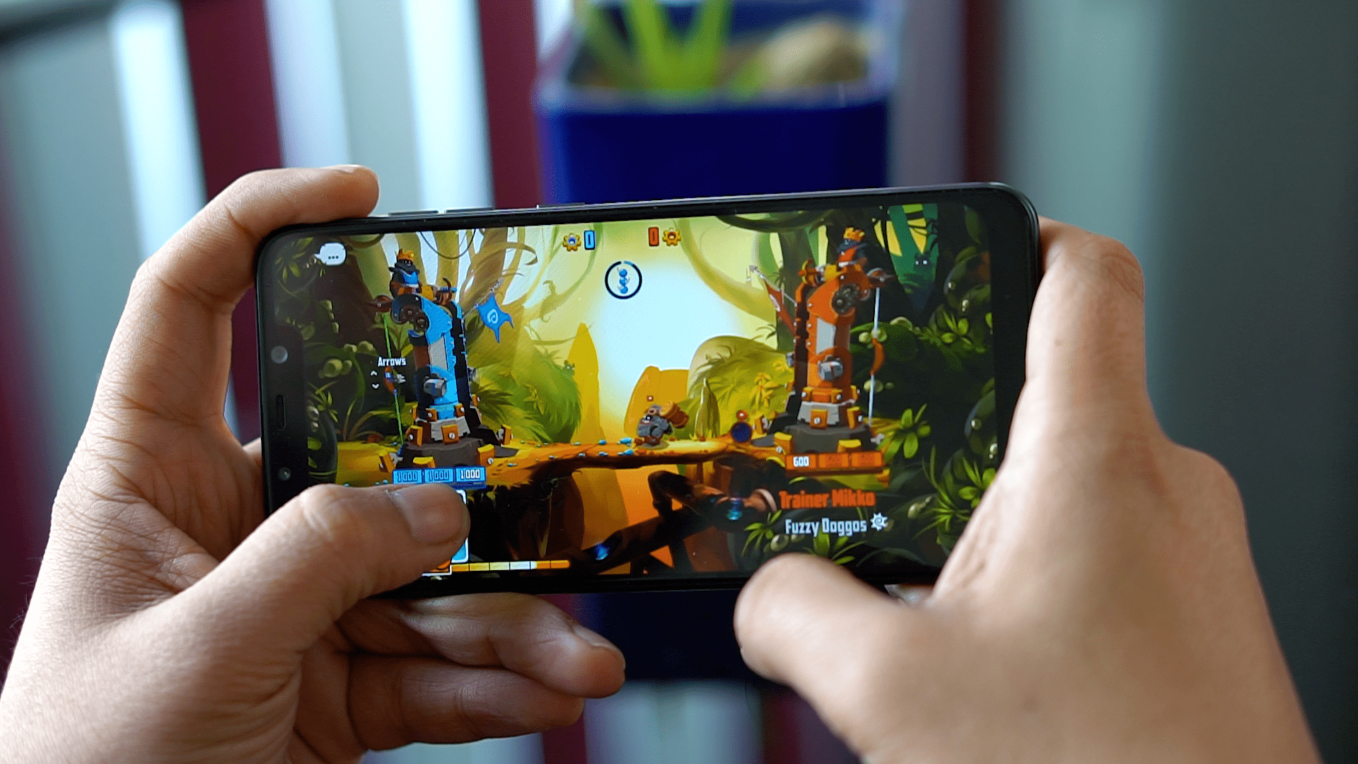 Game app- stunning Design