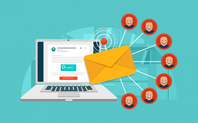 Make Money From Apps - Email Marketing