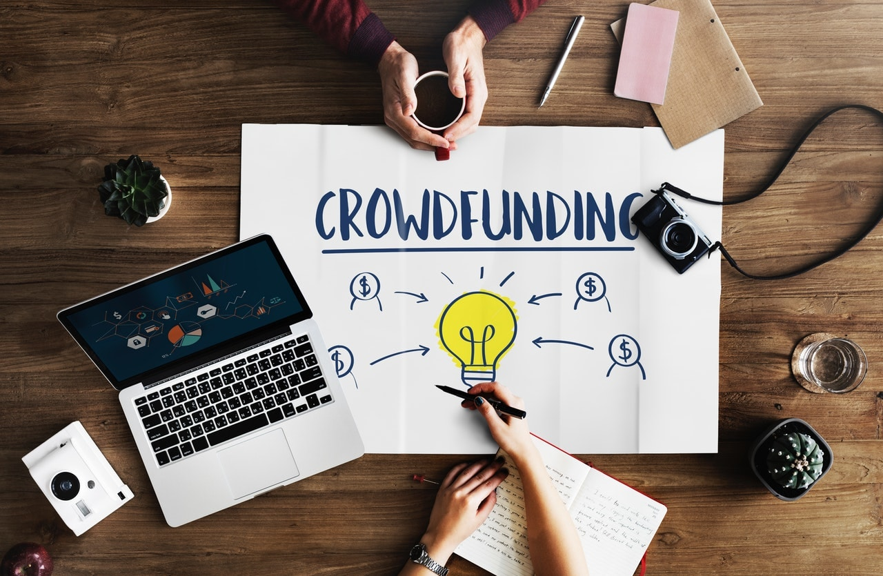 Make Money from Apps -Crowd Funding