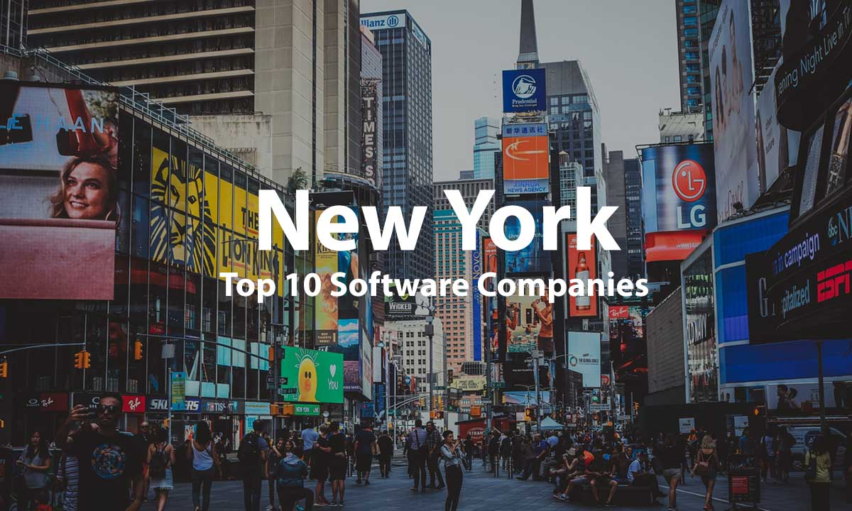 Software Companies NYC