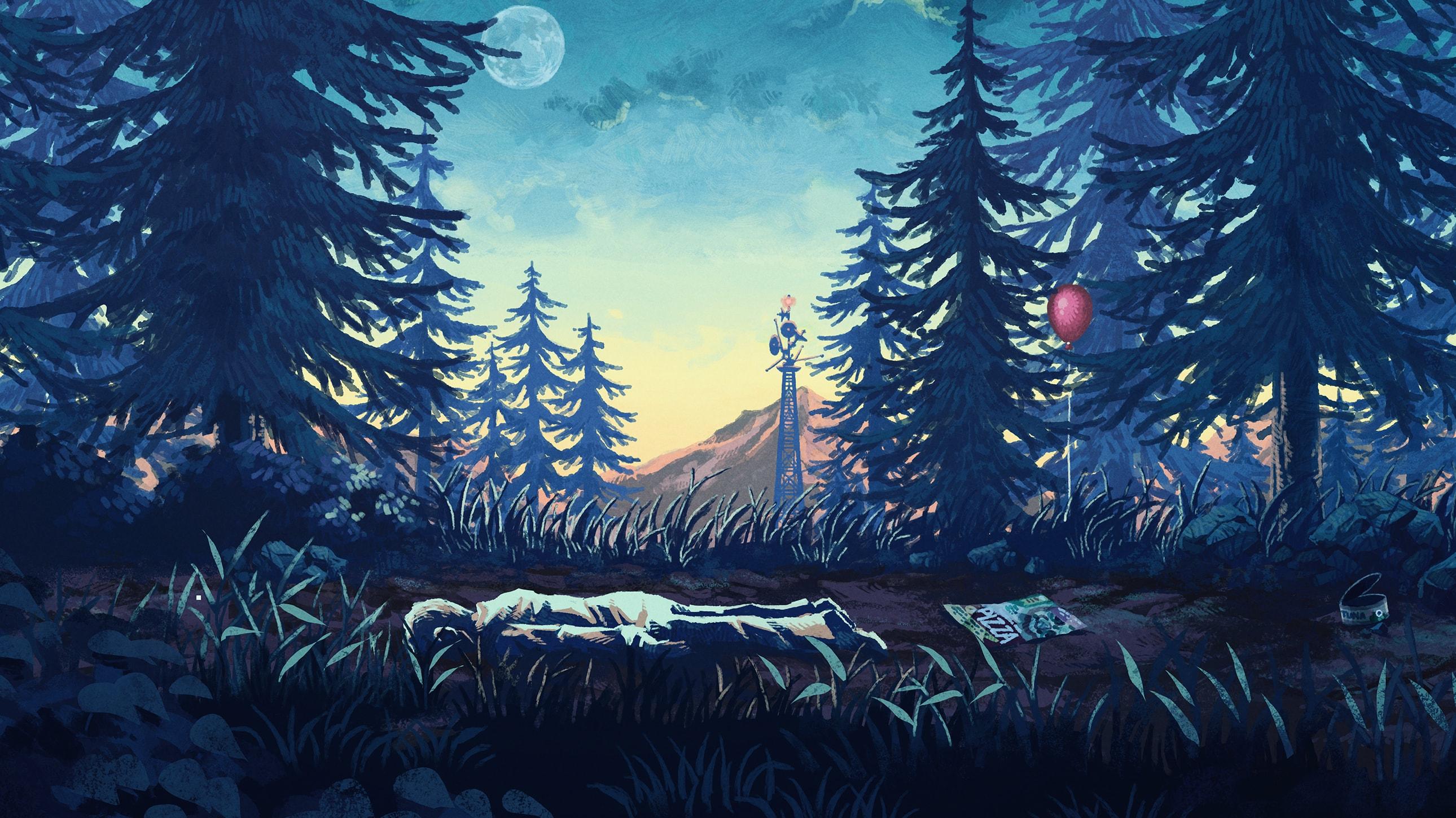 Thimbleweed Park - Adventure Game