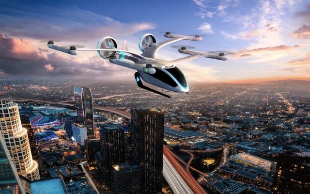 Aircraft -On-Demand Helicopter Service