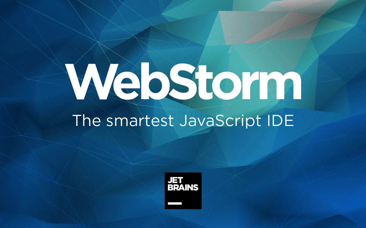 Web Development - WebStorm IDE