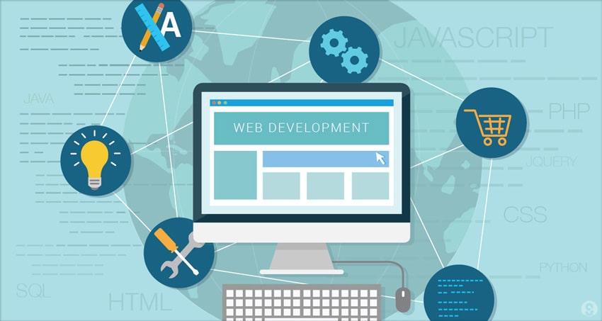 Website - Back end Development