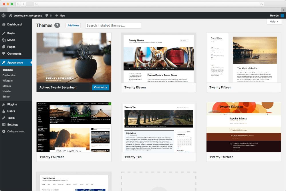 Website design - UI UX design