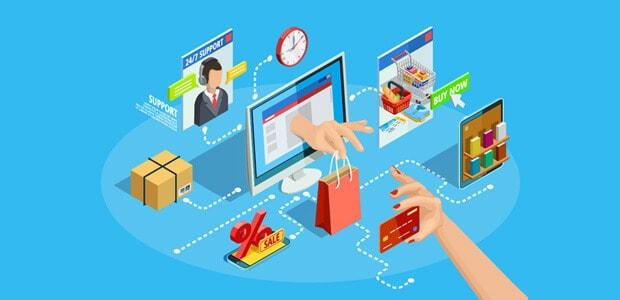 E-commerce - Checkout Process