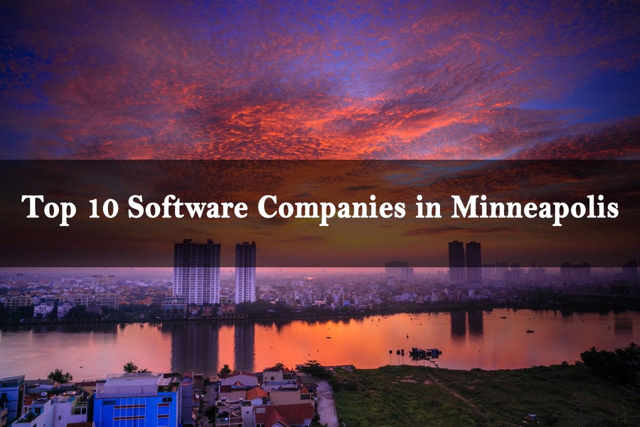 Software Companies Minneapolis