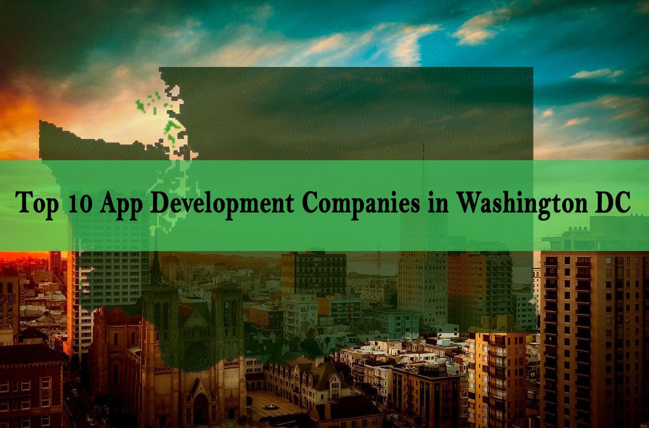 Top App Developers Washington