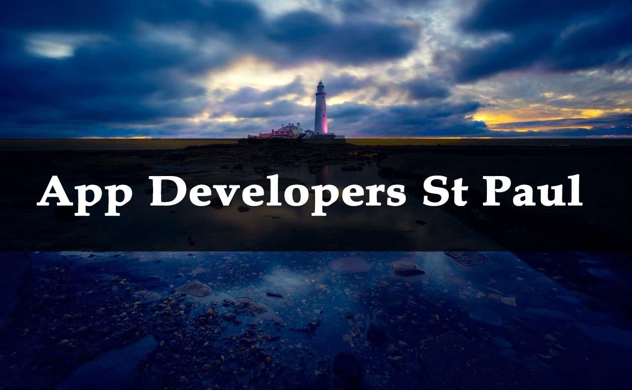 Top Mobile App Developers St Paul