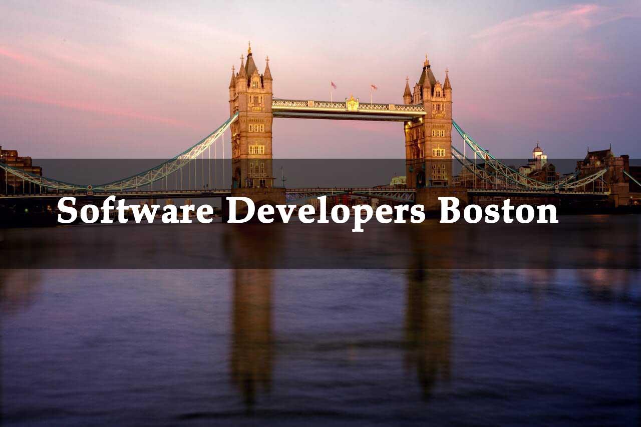 Software Developers Boston