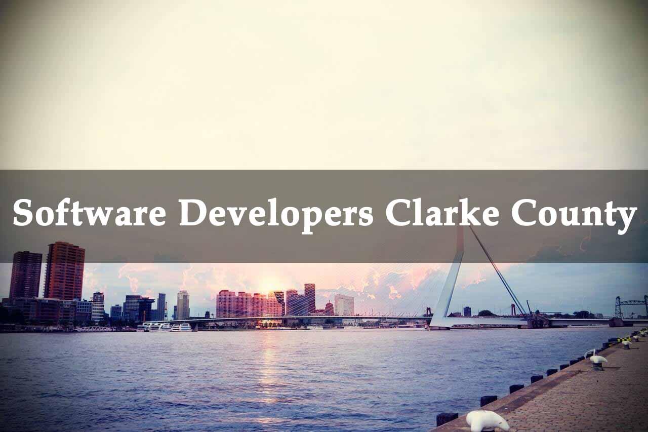 Software Developers Clarke County
