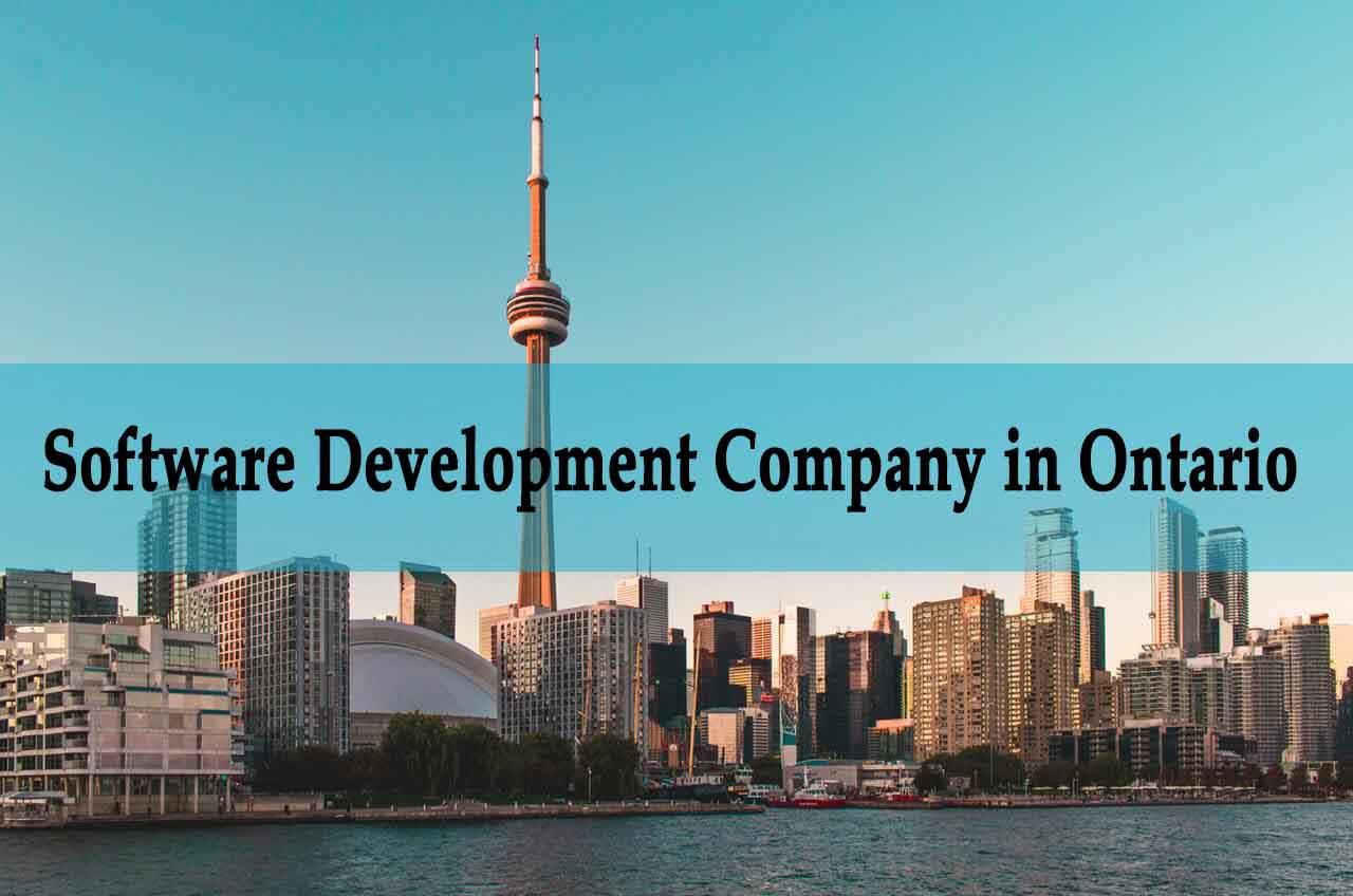 Software Developers Ontario