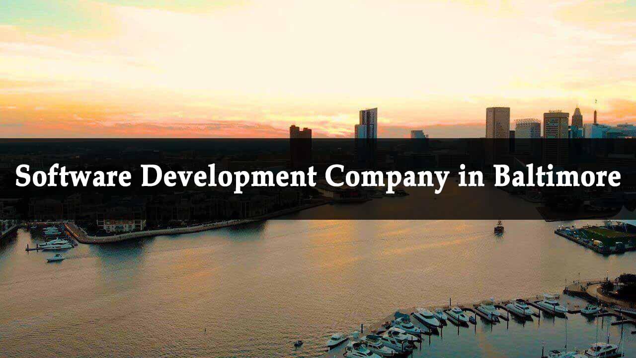 Software Development Company in Baltimore