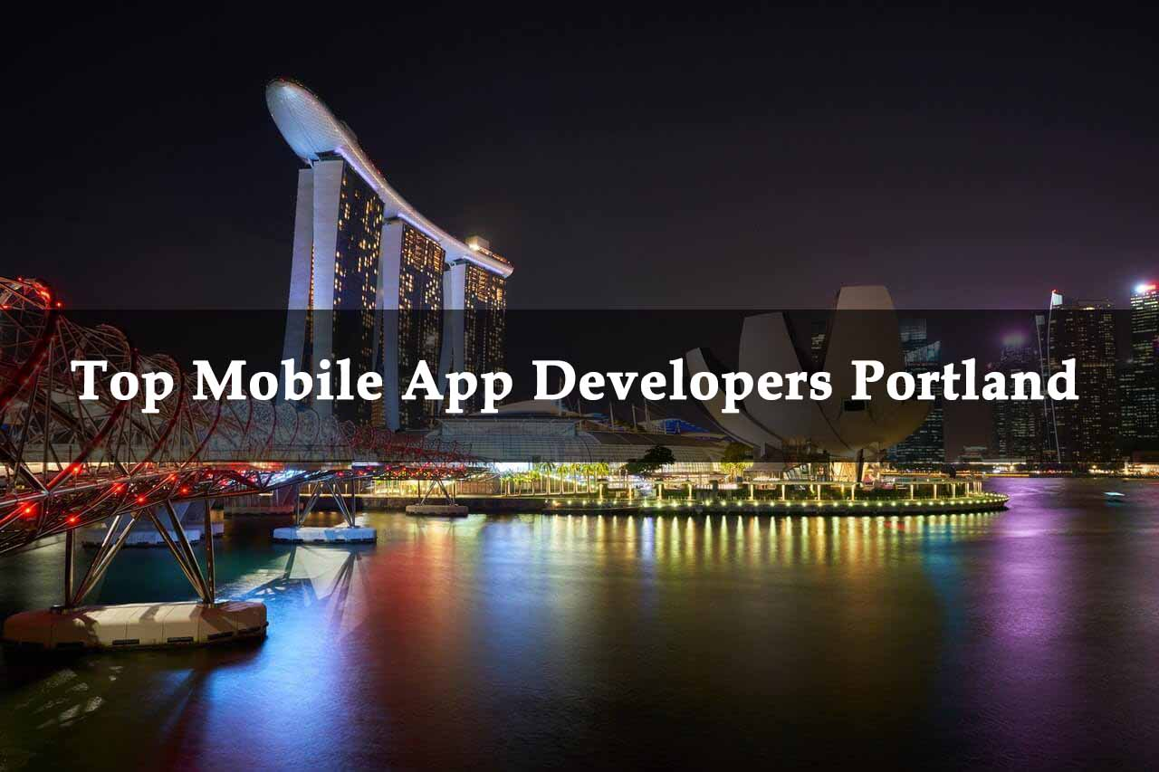 Top Mobile App Developers Portland