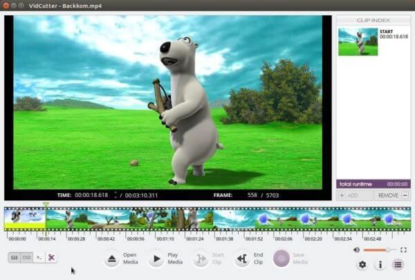 VidCutter Video Editor
