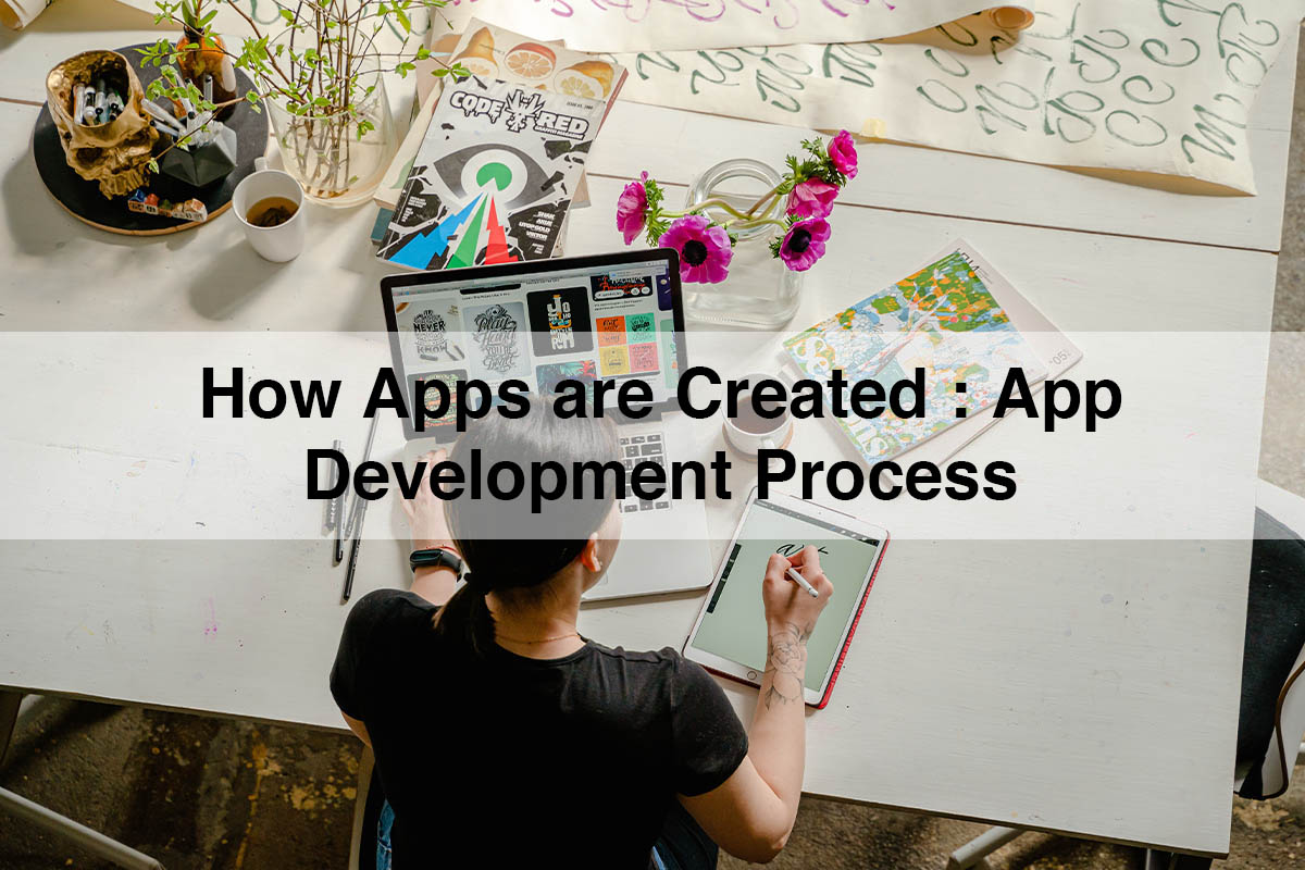 How Apps are Created App Development Process