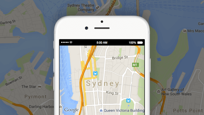 MapOut - Navigation and Route tracking