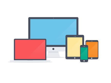 Mobile App Development Architecture - Determine device type