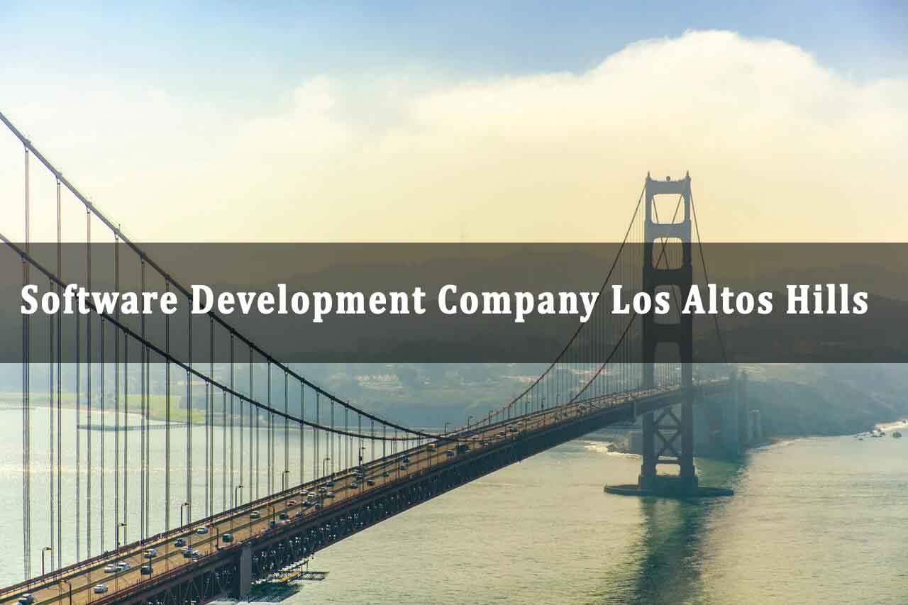 Software development company Los Altos Hills