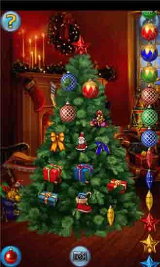 Christmas Tree Decoration App