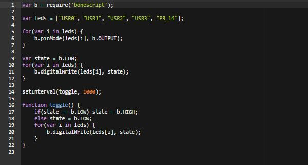 Node.js Programming Language