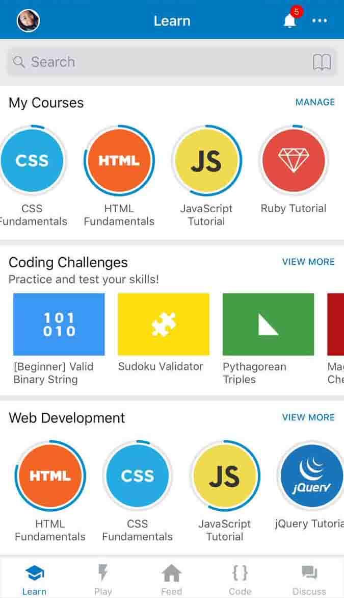 Online Java Tutorial - Solo Learn