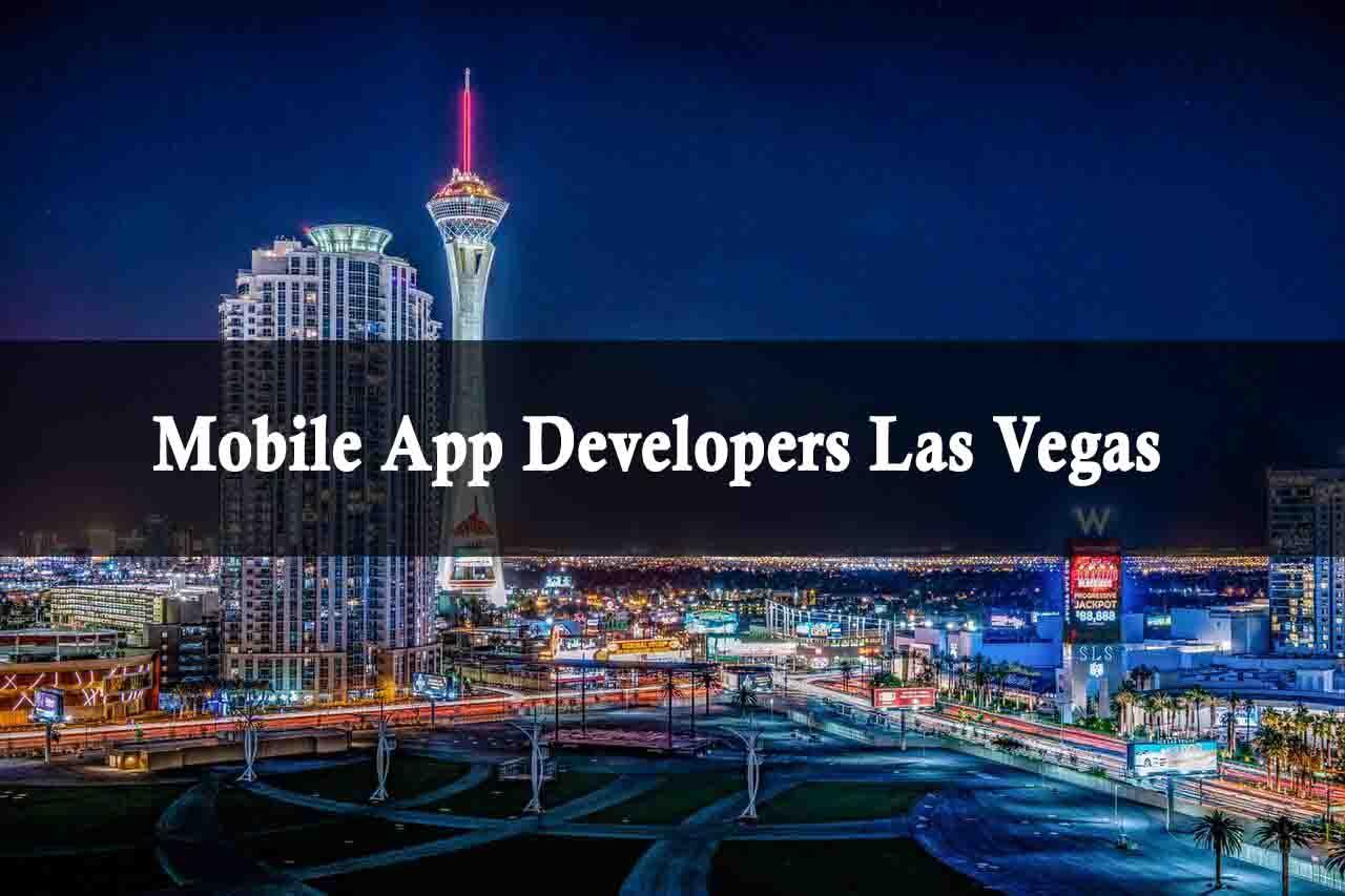 Mobile App Developers Las Vegas