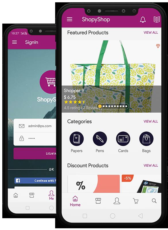 Shopy Shop - Online Shopping