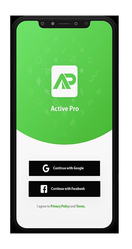 Active Pro- Login