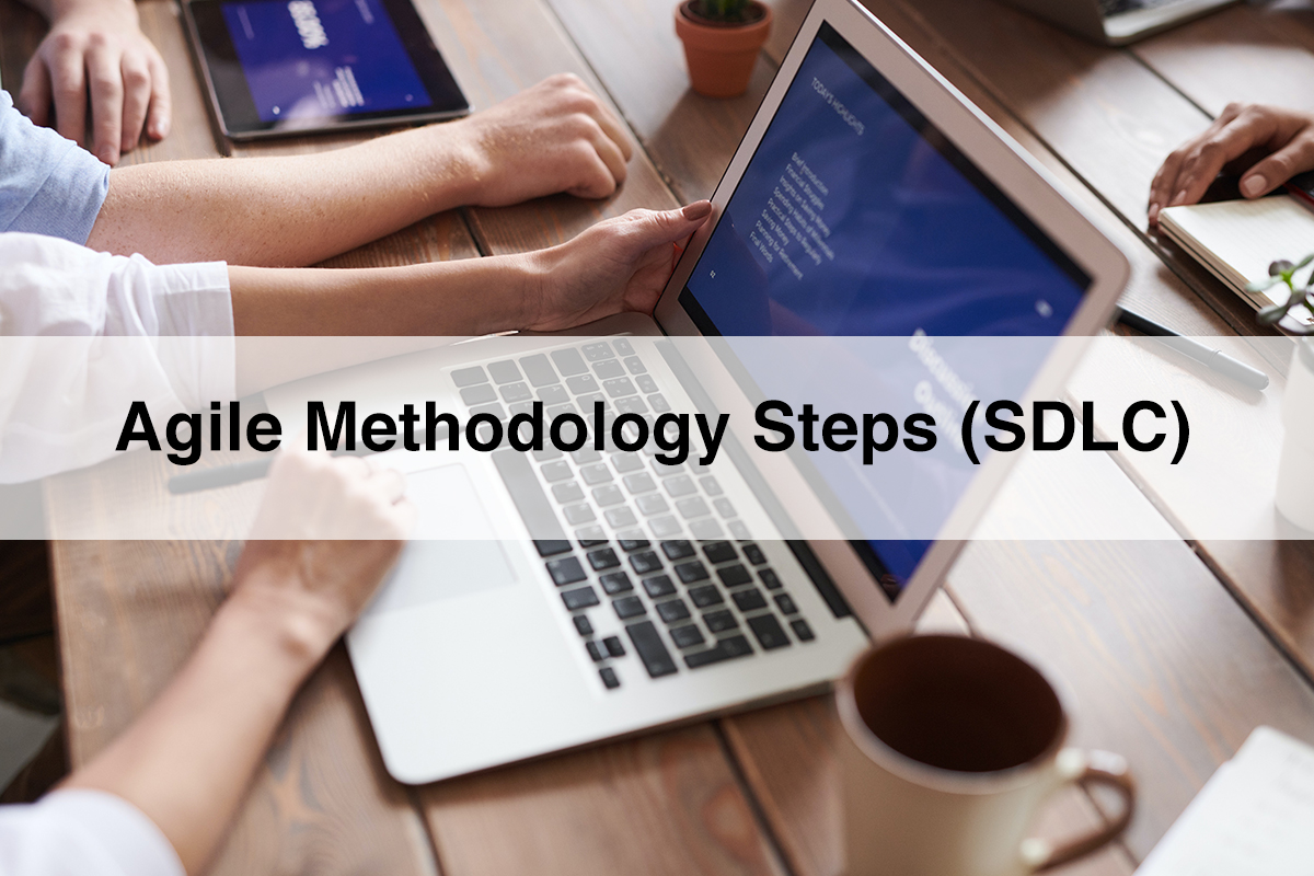 Agile Methodology Steps (SDLC)