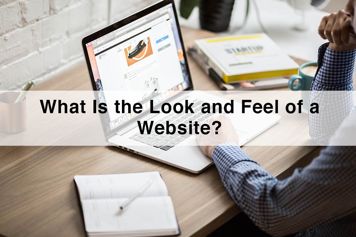 What Is the Look and Feel of a Website