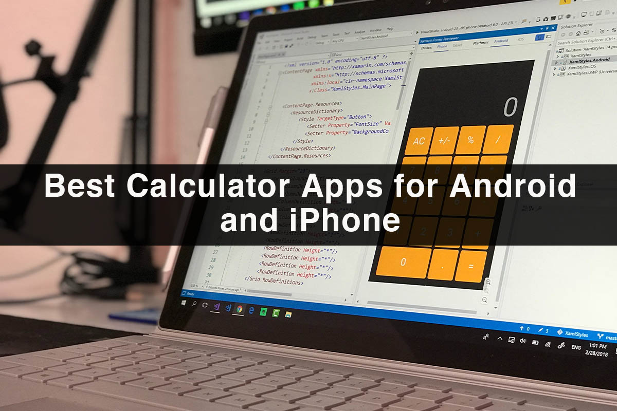 Best Calculator Apps for Android and iPhone