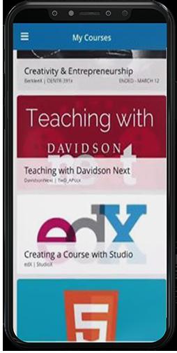 edx - Learn app development