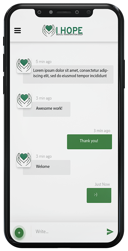 iHopeMed - Chat