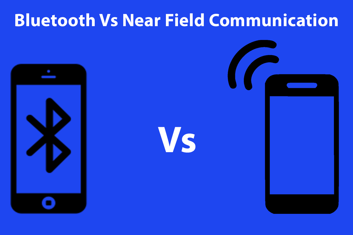 Bluetooth vs NFC