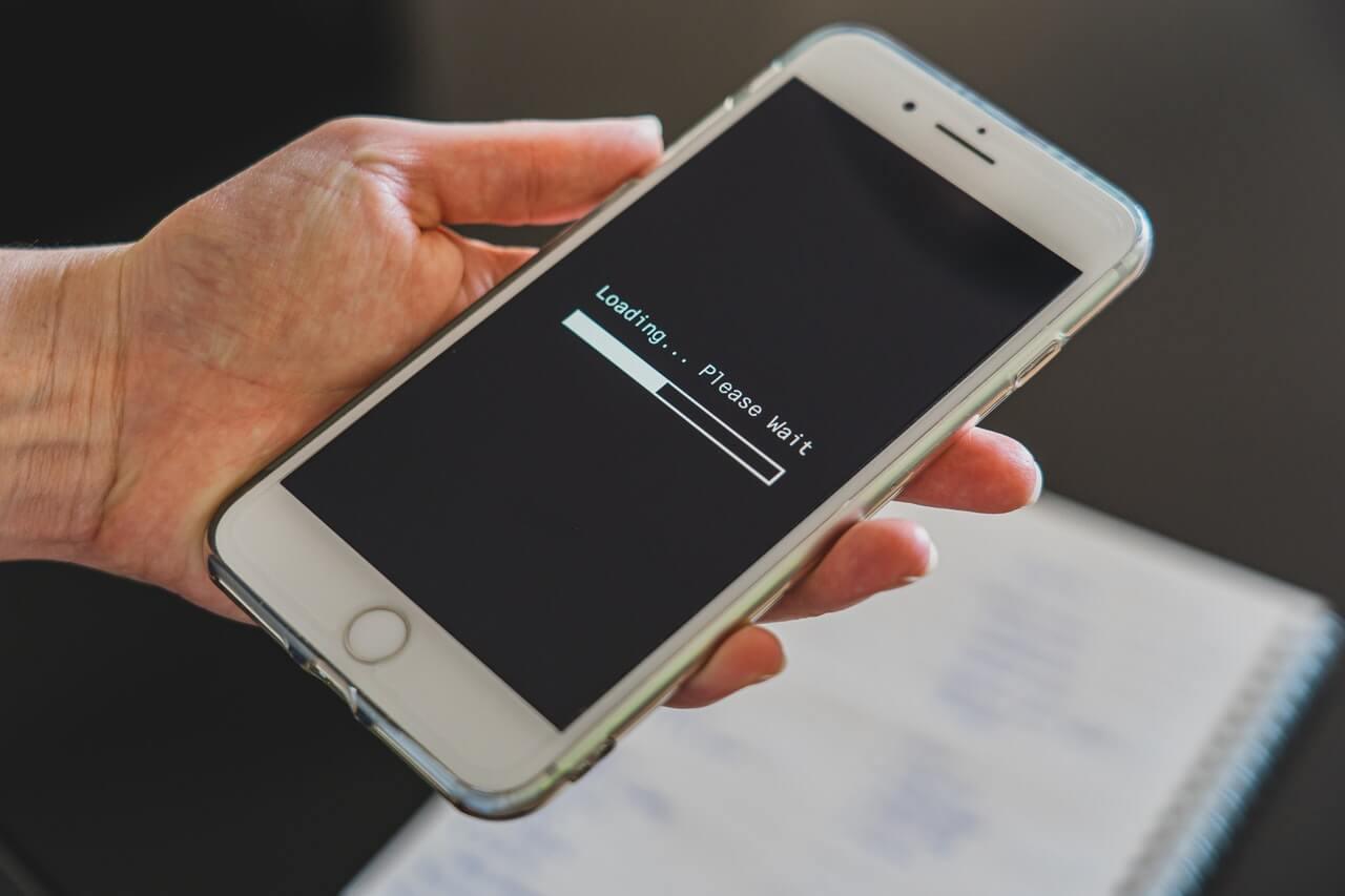 Mobile App Loading